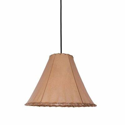 1-Light Mini Pendant Size: 10 H x 14 W x 14 D