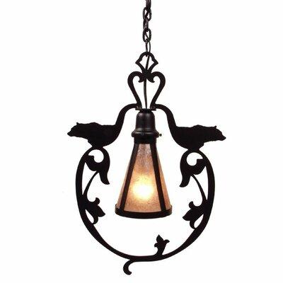 Bavarian 1-Light Mini Pendant