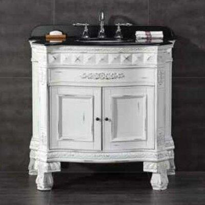 York 36 Single Bathroom Vanity Set