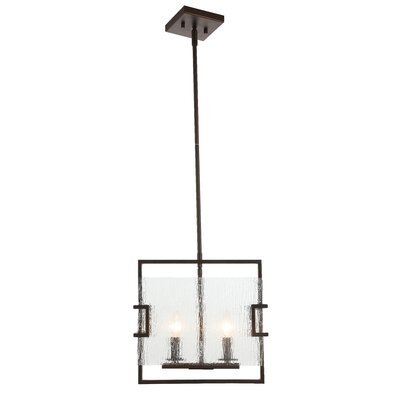 Anares II 2-Light Mini Pendant
