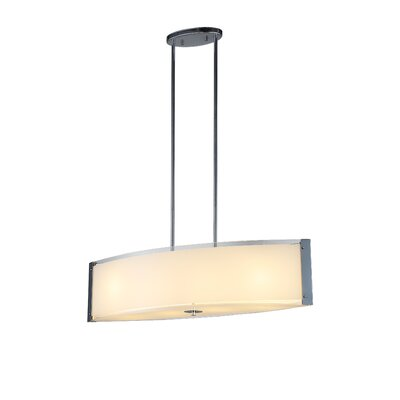 Bailey III 4-Light Kitchen Island Pendant