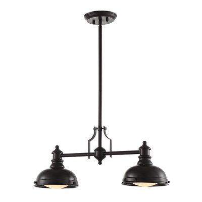 Bergin II 2-Light Mini Pendant