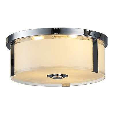 Bailey I 3-Light Flush Mount