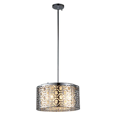 Ashcombe I 6-Light Drum Pendant