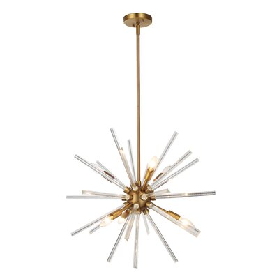 Harbin 6-Light Sputnik Chandelier