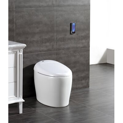 Tuva Smart Toilet 20 Floor Mount Bidet