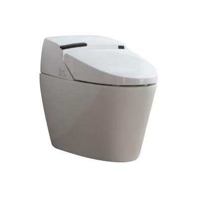 Alfred 1.6 GPF Round Toilet Bowl
