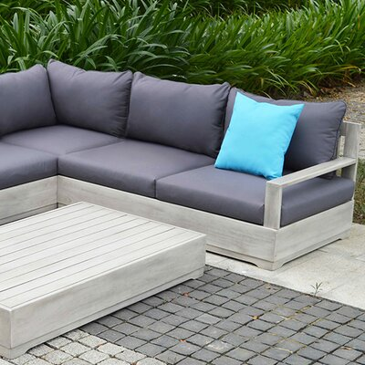 Beranda 3 Piece Deep Seating Group with Cushion