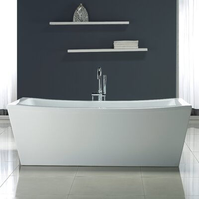 Terra 70 x 34.25 Soaking Bathtub
