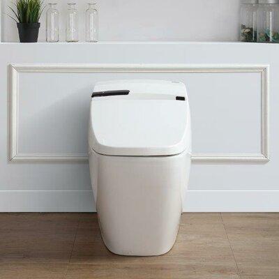 Bernard 1.6 GPF Elongated One-Piece Toilet