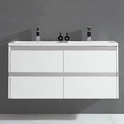 Durante 48 Double Bathroom Vanity Set