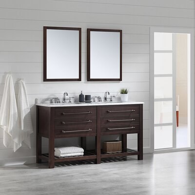 Harry 60 Double Bathroom Vanity Set