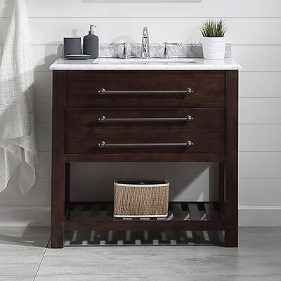 Harry 36 Single Bathroom Vanity Set