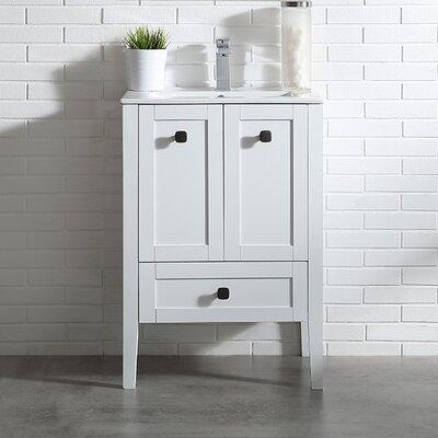 Andora 24 Single Bathroom Vanity Set
