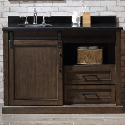 Laredo 48 Single Bathroom Vanity Set