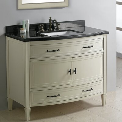 Georgia 42 Single Bathroom Vanity Set