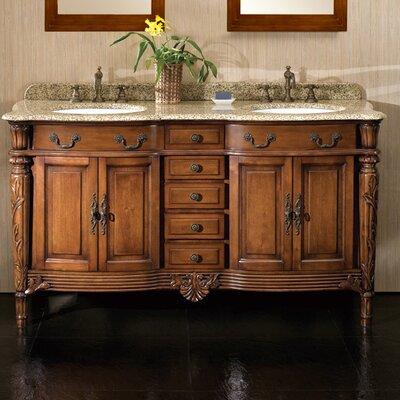 Belfast 60 Double Bathroom Vanity Set