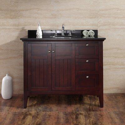 Gavin 42 Single Bathroom Vanity Set