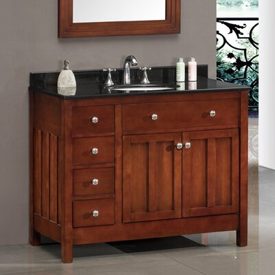 Lyon 42 Single Bathroom Vanity Set