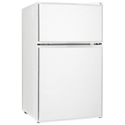 31 Cu Ft Compact Refrigerator With Freezer Color White image
