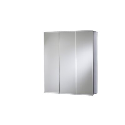 "24"" x 26"" Recessed or Surface Mount Medicine Cabinet PD46000"