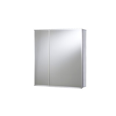 "24"" x 26"" Recessed or Surface Mount Medicine Cabinet PD49000"