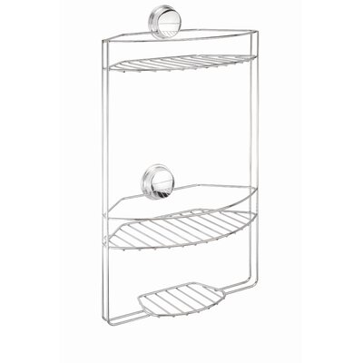 Croydex Twist N' Lock Chrome 3 Tier Basket at Sears.com