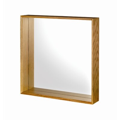 Kingston Solid Oak Wall Mirror