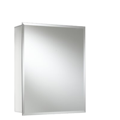 "16"" x 20"" Recessed or Surface Mount Medicine Cabinet PD40000"