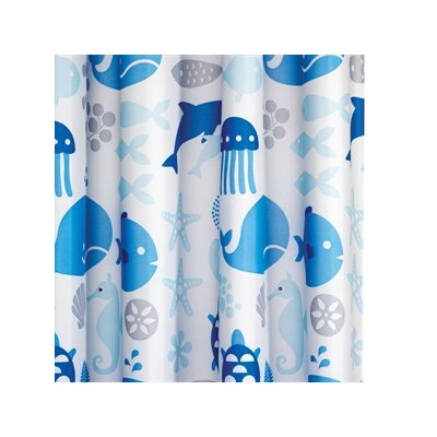 Extra Long Fabric Shower Curtains