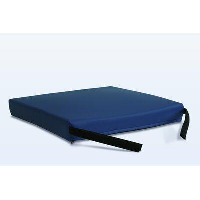 Bari-Foam Gel Bariatric Cushion in Navy Size: 3 H x 28 W x 18 D