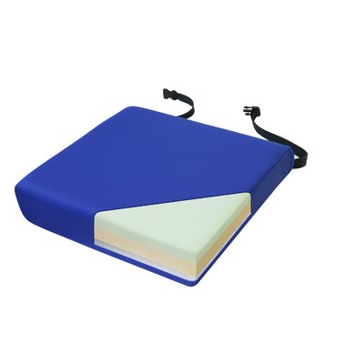 Apex Memory Foam Cushion in Royal Blue