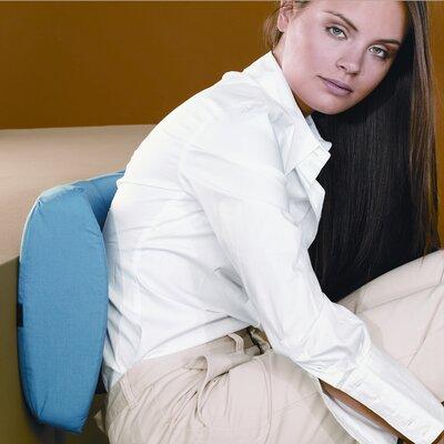 Lumbar Cushion in Navy
