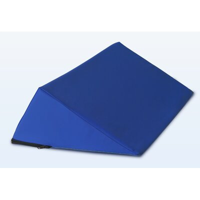 30� Positioning Wedge in Royal Blue