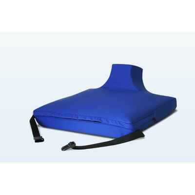 Apex Leg Abductor Gel-Foam Cushion in Royal Blue