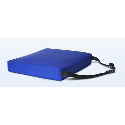 Apex Foam Cushion in Royal Blue Size: 3 H x 18 W x 16 D