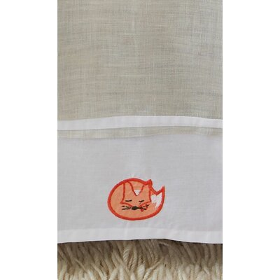Fox and the Finch 200 Thread Count Bed Skirt
