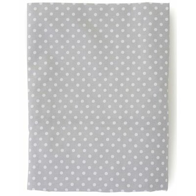 Fox Dot 200 Thread Count 100% Cotton Fitted Sheet