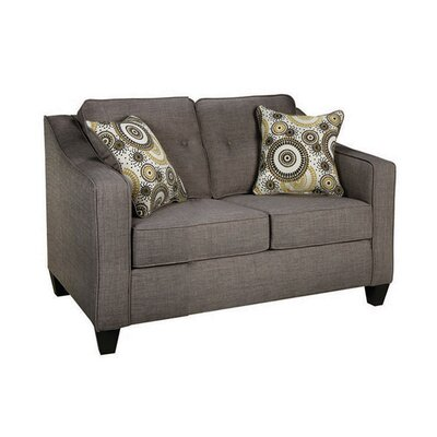 781530-02BPE WCF2612 Chelsea Home Furniture Hartly Loveseat