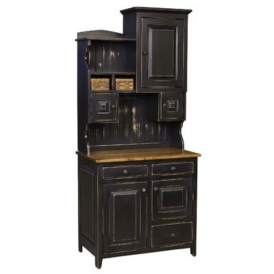 Charlottesville Little Standard China Cabinet
