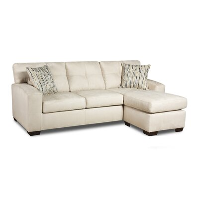 185107-9336-SCH-VL WCF2529 Chelsea Home Furniture Amory Chaise Sofa