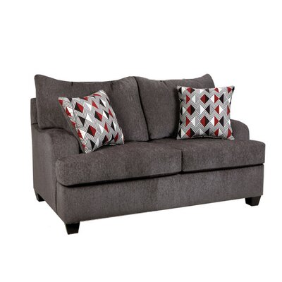 781400-02TGY WCF2590 Chelsea Home Furniture Millville Loveseat