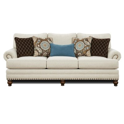Petersburgh Wood Sofa