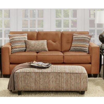 Whately Sofa Upholstery: Fandango Flam
