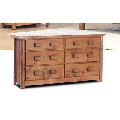 Chelmsford 6 Drawer Double Dresser