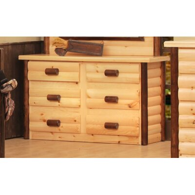 Chester 6 Drawer Dresser