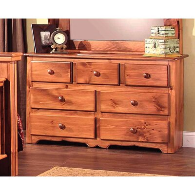 Clinton 7 Drawer Dresser
