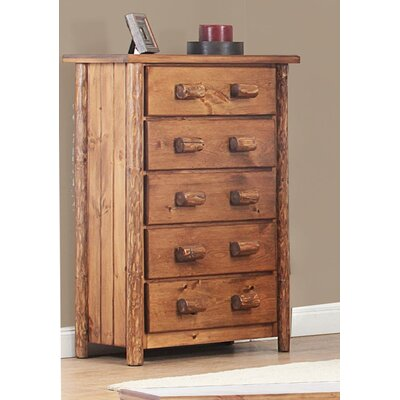 Chelmsford Super 5 Drawer Chest