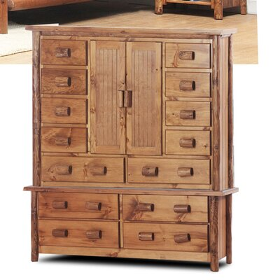 Chelmsford 14 Drawer Gentlemans Chest