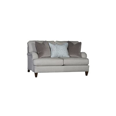 Springfield Loveseat Upholstery: Cardigan Flannel